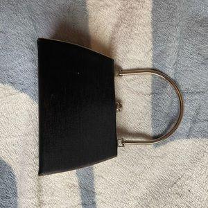 Mini steel handbag